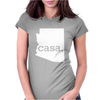 casa Womens Fitted T-Shirt
