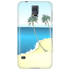 case with motif ocean view Phone Case