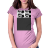 Cassette Player Womens Fitted T-Shirt