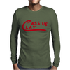 Cassius Clay Mens Long Sleeve T-Shirt