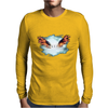 Castiel  Descent Mens Long Sleeve T-Shirt