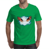 Castiel  Descent Mens T-Shirt
