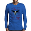 Castiel Quotes Mens Long Sleeve T-Shirt