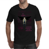 Castiel Quotes Mens T-Shirt