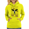 Castiel Quotes Womens Hoodie