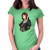 Castlevania - Danny sexbang  Womens Fitted T-Shirt