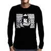 Casual Culture Football Terrace Mens Long Sleeve T-Shirt