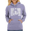Casual Culture Football Terrace Womens Hoodie