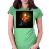 Casual Explorer  Womens Fitted T-Shirt