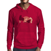 cat and dog Mens Hoodie