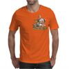 Cat and Mouse on adventure Mens T-Shirt