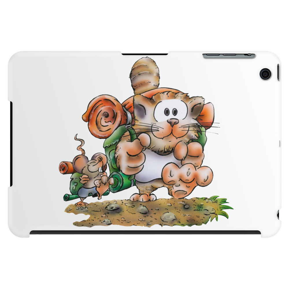 Cat and Mouse on adventure Tablet (horizontal)