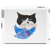 Cat and the Bluebird Tablet (horizontal)