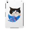 Cat and the Bluebird Tablet (vertical)
