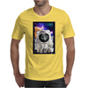 Cat Astronaut Mens T-Shirt