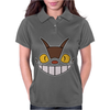 Cat Bus Face Womens Polo