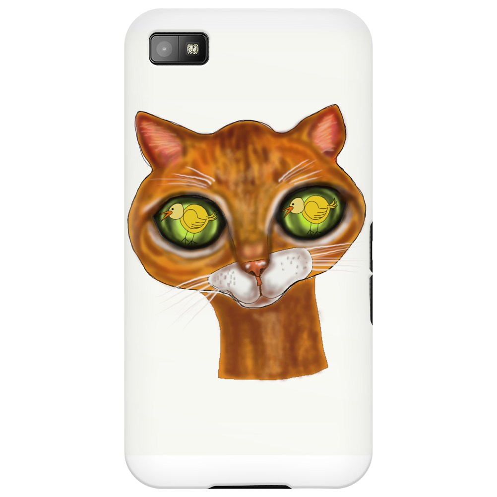 Cat Eyes  Cell and Tablet Phone Case