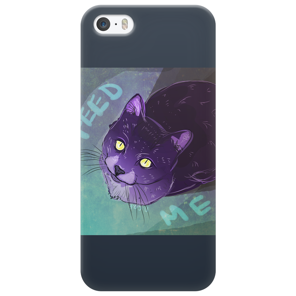 Cat FEED ME Phone Case