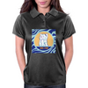 Cat in Pray Womens Polo