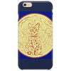 Cat in the Moon Phone Case