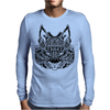 Cat Mens Long Sleeve T-Shirt