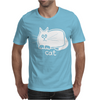 Cat Mens T-Shirt