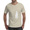 CAT MOON Mens T-Shirt