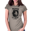 Cat Stevens Wanted Womens Fitted T-Shirt