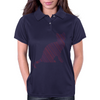 Cat stripes Womens Polo