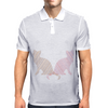 Cat stripes2 Mens Polo