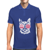 Cat USA Mens Polo