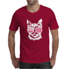Cat USA Mens T-Shirt