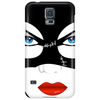Cat Woman Face Phone Case