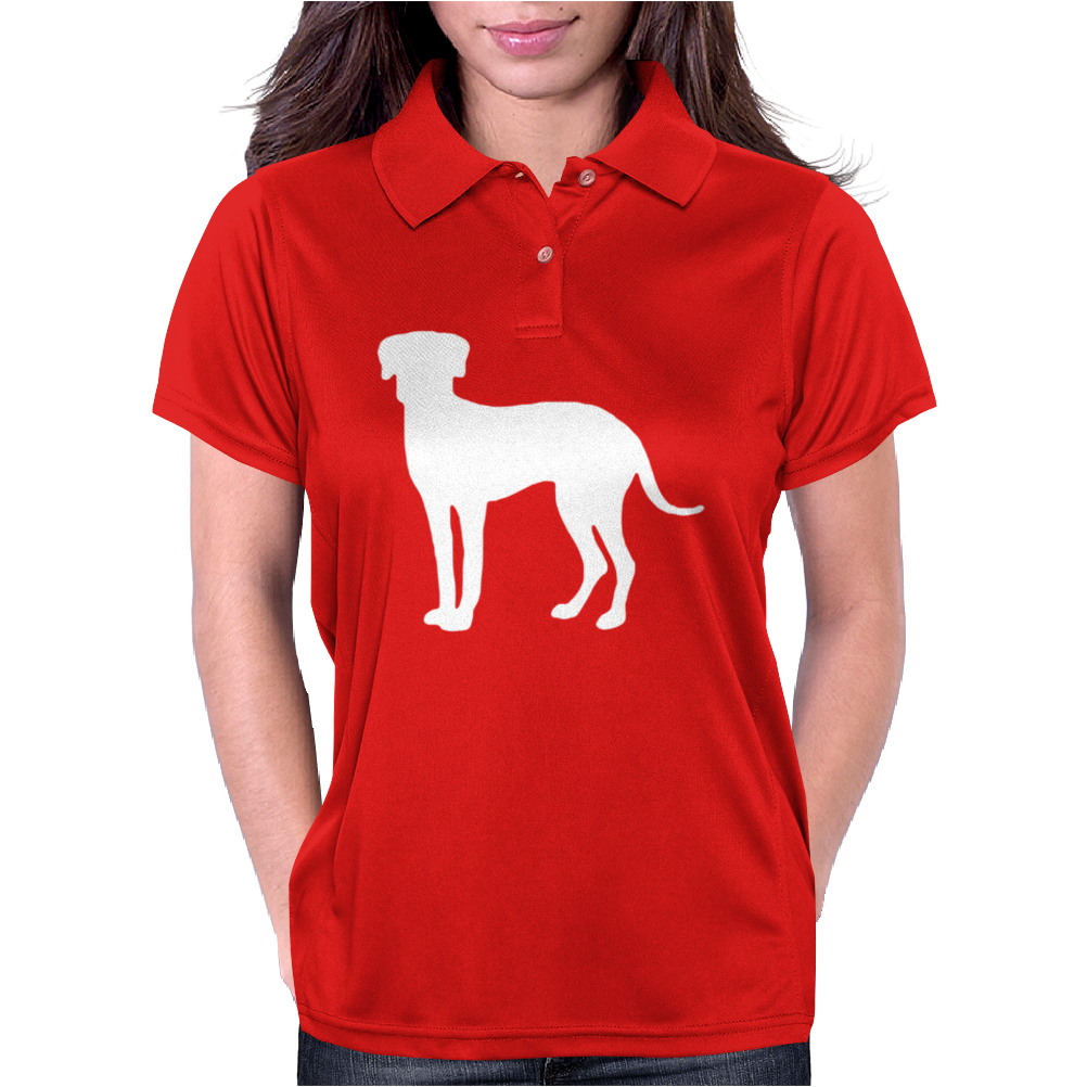 Catahoula Leopard Womens Polo