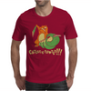 Caterpie Fainted!!! Mens T-Shirt