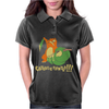 Caterpie Fainted!!! Womens Polo