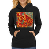 Cathedral Tulips Womens Hoodie