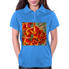 Cathedral Tulips Womens Polo