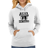 cats against cat calls Womens Hoodie