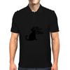 Cats against catcalls Mens Polo