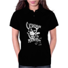 Catwoman Meow Comic Funny Womens Polo