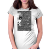 CAUGHT (Original Version) Womens Fitted T-Shirt
