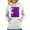 CAUGHT (Purple Version) Womens Hoodie