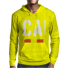 CAUTION HOT Mens Hoodie