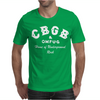 Cbgb & Omfug Home Of Underground Rock Mens T-Shirt