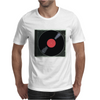 CD Record Mens T-Shirt