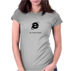 Ceci n'est pas une browser Womens Fitted T-Shirt