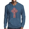 CELTIC CROSS Mens Hoodie