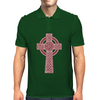 CELTIC CROSS Mens Polo