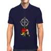 Celtic Faerie Mens Polo